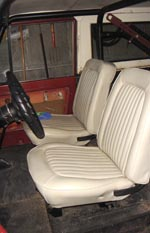 Stock front seats in my 67 Bronco