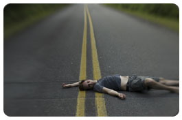 Roadkill on the Information Super Highway - photo by evilclown on istockphoto.com